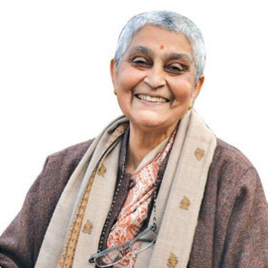 Photo: Gayatri Spivak