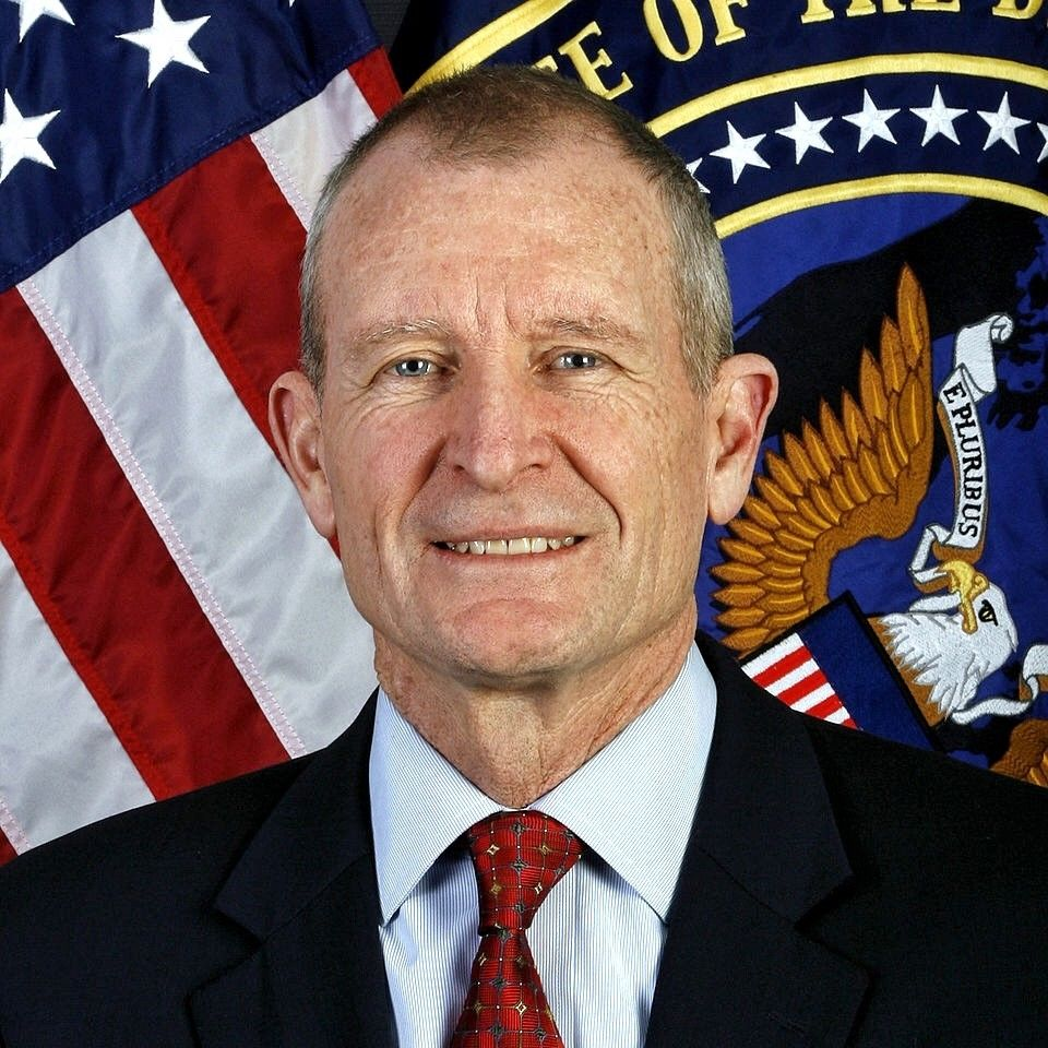 Photo: Admiral Dennis Blair
